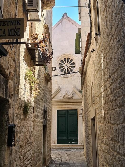 Trogir Dalmatia