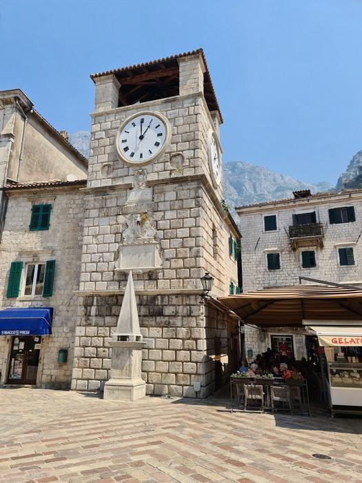Turnul cu ceas Kotor