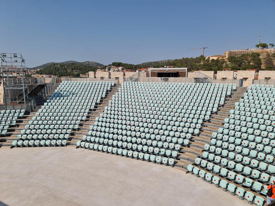 Amfiteatru in cetate