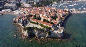 Budva Muntenegru