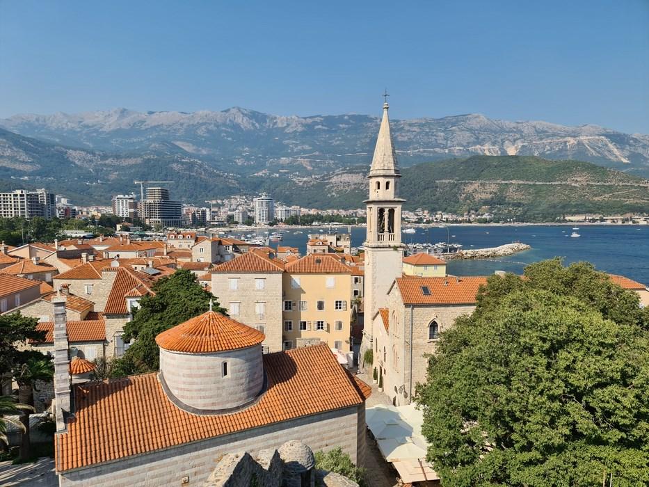 Panorama Budva