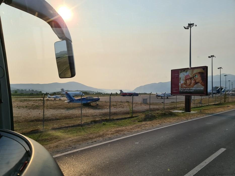 Muntenegru spre Croatia