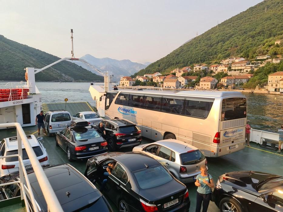 Ferry Muntenegru