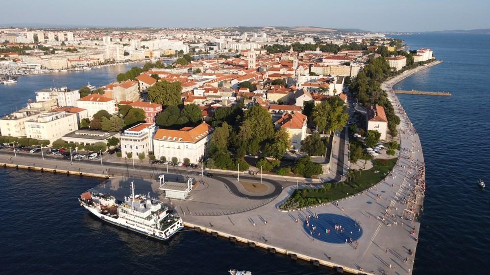 Orga marii si Salutare Soarelui Zadar