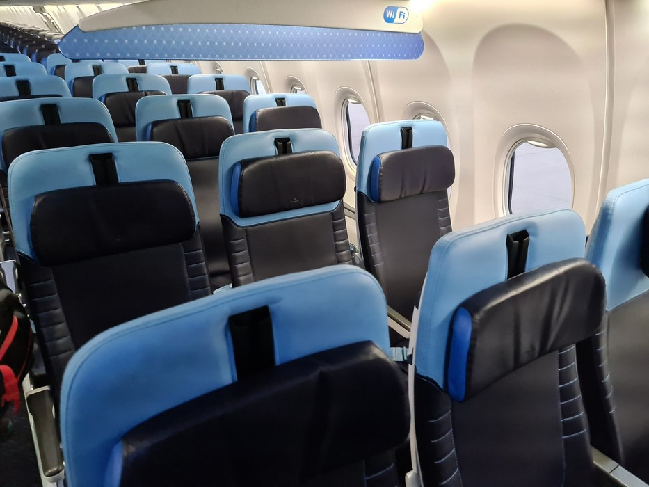. KLM Bucuresti Amsterdam