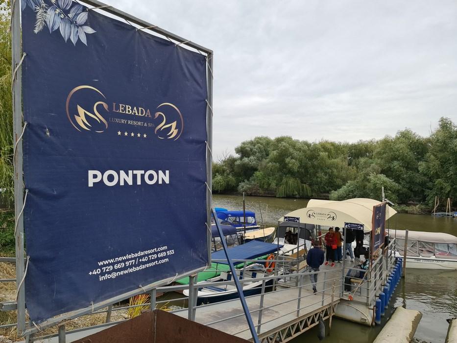 Ponton Lebada Resort