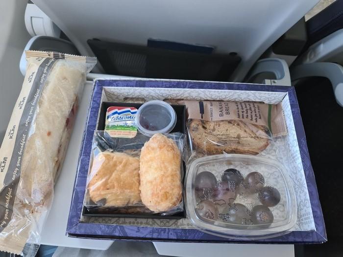 Mic dejun KLM