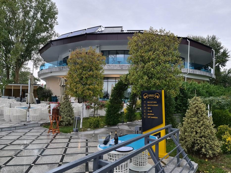 Welcome to Lebada Resort