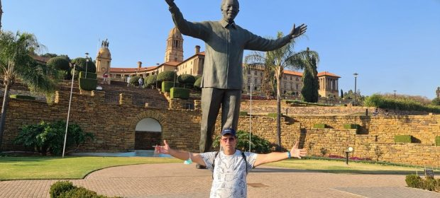 Nelson Mandela Africa de Sud