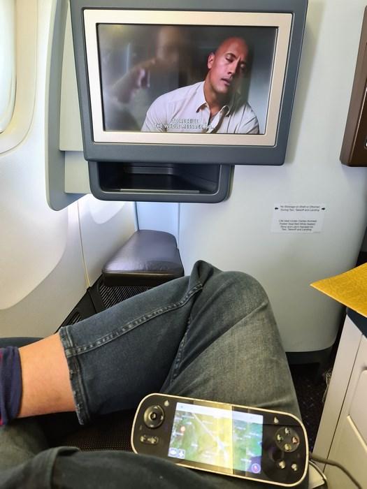 Entertainment KLM