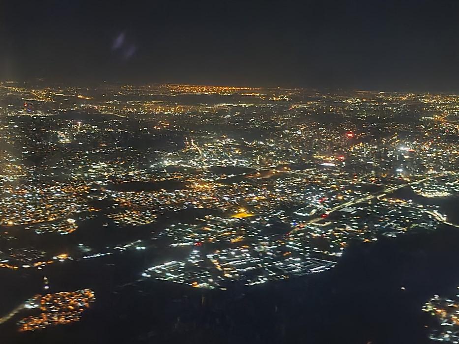 Johannesburg noaptea