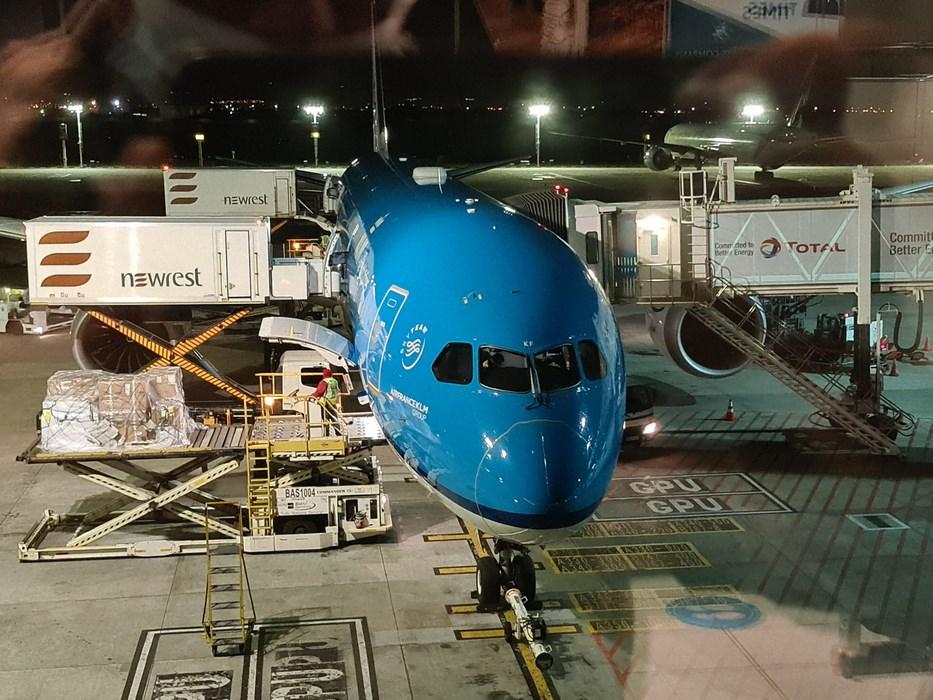 KLM B Dreamliner