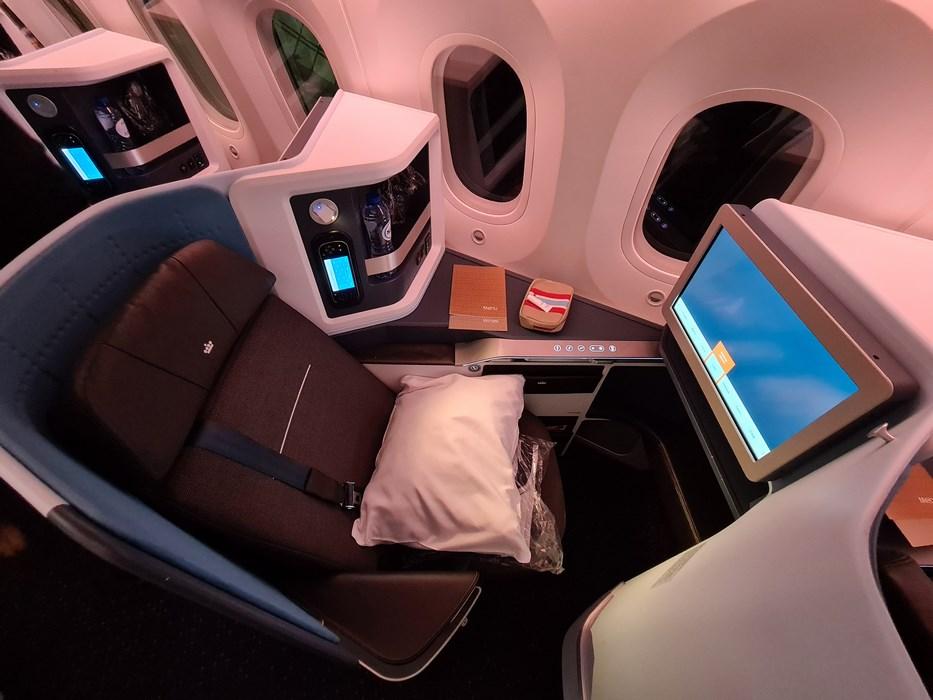 B Dreamliner KLM