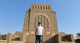 Voortrekker Monument Pretoria Africa de Sud
